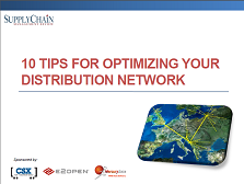 10 Tips for Optimizing Your Distribution Network
