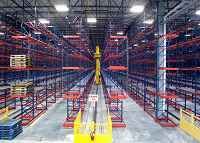 Distribution Center Automation in the Grocery Industry