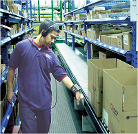 Distribution Center Order Picking Technologies Compared