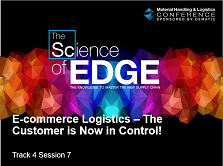 E-Commerce Logistics - The Customer is Now in Control
