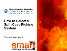 How to Select a Split Case Picking System
