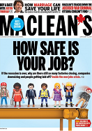 MacLeans January 2013