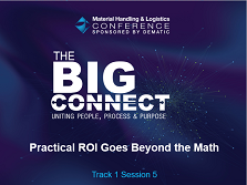 Practical ROI Goes Beyond the Math