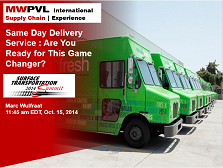Same Day Delivery - Are You Ready for This Game-Changer