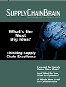 Supply Chain Brain October 2011