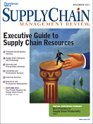 Supply Chain Management Review December, 2011