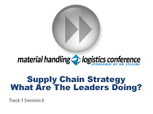 Supply Chain Strategy - What Are The Leaders Doing